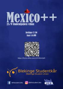 Poster Mexico++
